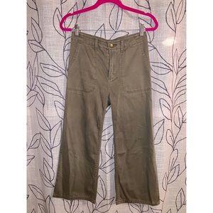 Billabong high waisted / wide leg pants